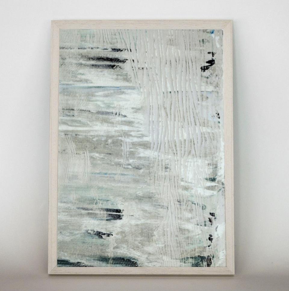 Moonphases original painting #1 Studio Poca Uit Het Gareel