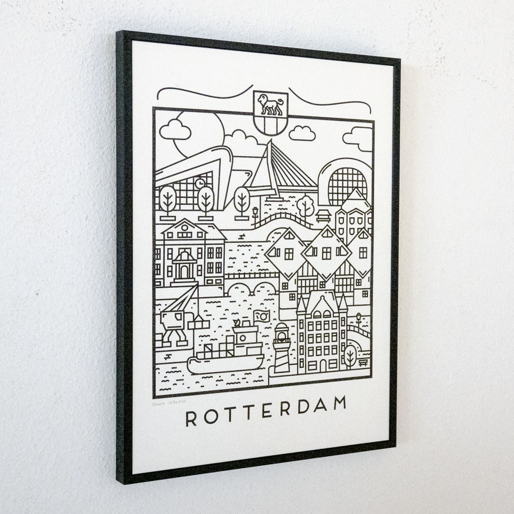 Erwin Verkade Rotterdam Uit Het Gareel