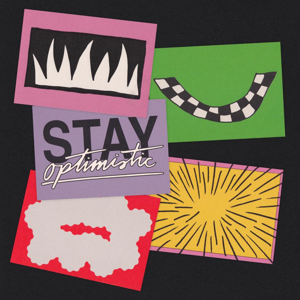 Postcard Package of 15 Glitterstudio Uit Het Gareel