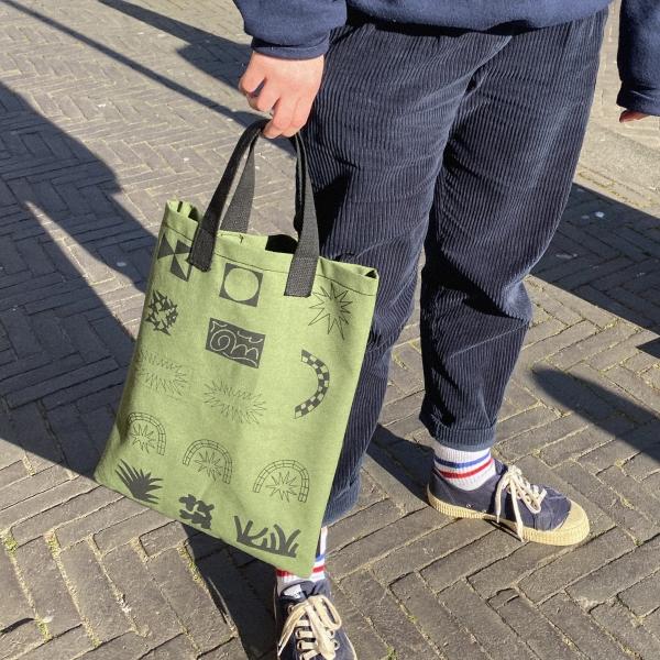 Glitterstudio Shopperbag Glitterstudio Uit Het Gareel